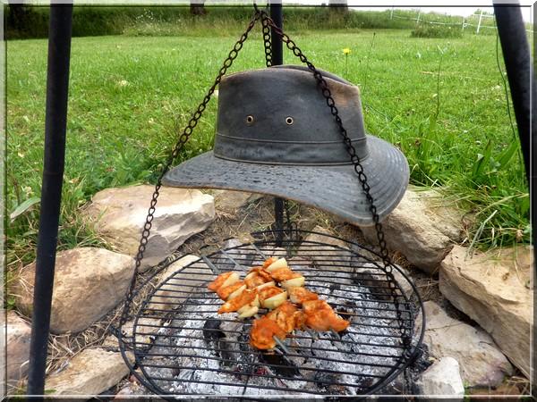 Chapeau BBQ